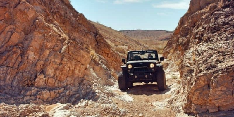 How to Know if My Jeep is a Mall Crawler