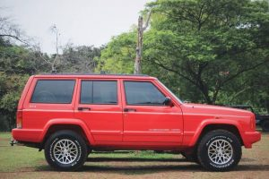 Which Jeep Can be Considered as an SUV